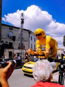 Tour de France 2018 Mazamet