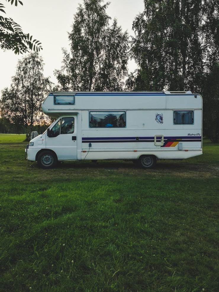 camping joy
