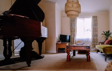Graeme the Baby Grand Piano