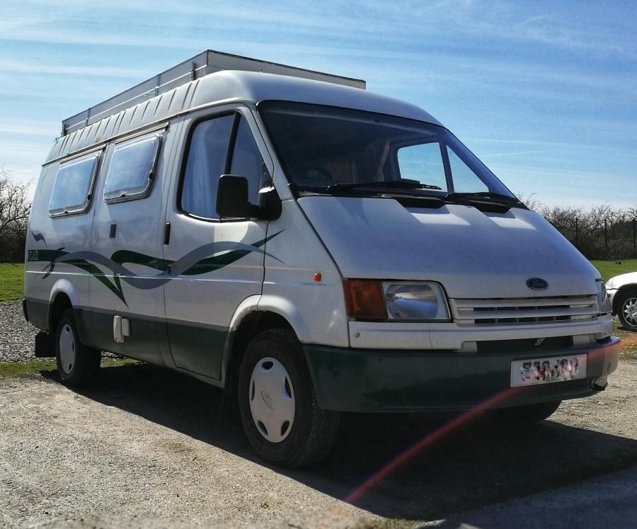 Campervan, Camping Car