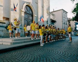 Mazamet fanfares sans frontieres 2019