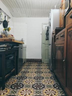 small kitchen transformation
