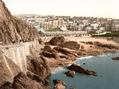Old Postcards from Ilfracombe