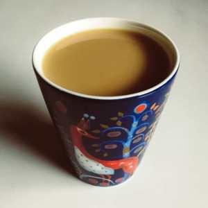 Iittala Taika mug and Finnish Coffee