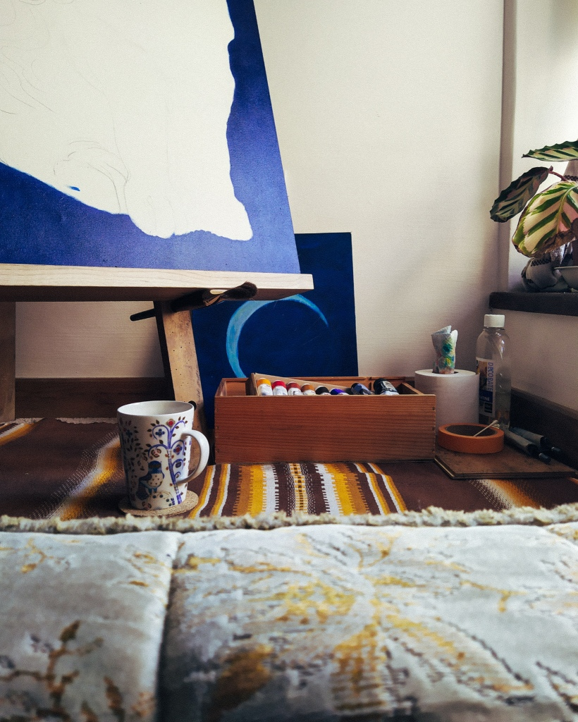 My home studio/man cave